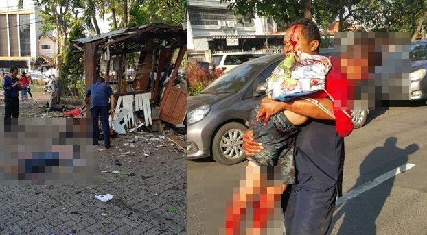 Aksi pengeboman terjadi di tiga gereja yang ada di Surabaya, Minggu pagi tadi, menuai kecaman dari berbagai kalangan. Bahkan, aksi teror tersebut menjadi perhatian internasional. Apalagi, dalam insiden bom ini, hingga petang ini, korban tewas sudah terdata 10 orang, dan 41 lainnya luka-luka.