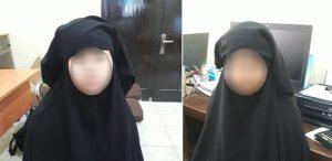 Dita Siska Millenia (18) dan Siska Nur Azizah (22)