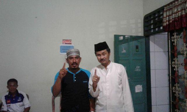 Ketua Tim BrigadeNA Luwu, Syamsul Rijal