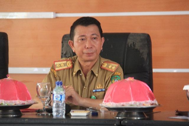 Kepala Bapenda Palopo, Abdul Waris