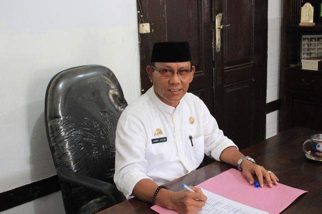 Kepala Dinas Kebudayaan, Akmal Hasan