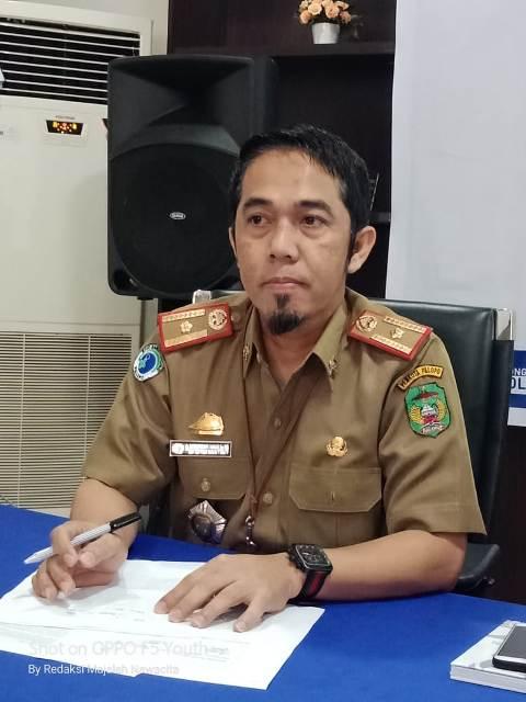 Direktur Utama RSUD Sawerigading Palopo, dr Nasaruddin Nawir