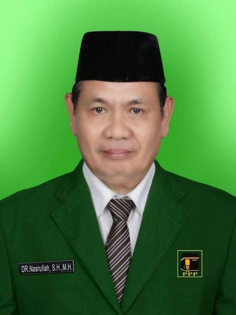 DR Nasrullah, SH, M.Hum
