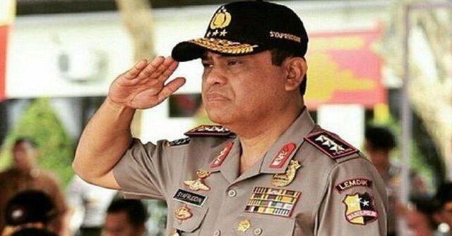 Komisaris Jenderal (Pol) Syafruddin