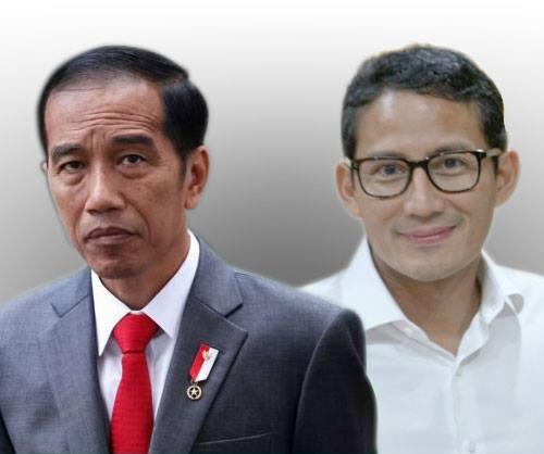 Jokowi-Sandiaga Uno