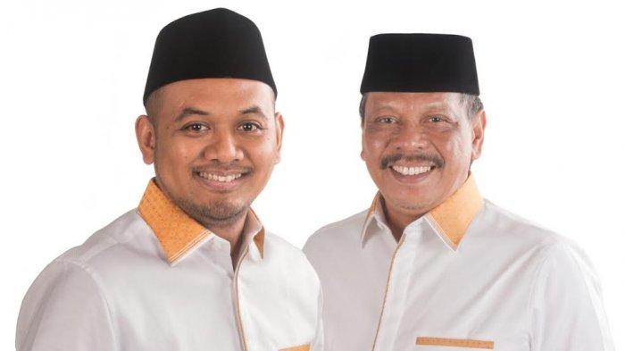 Pasangan Akhamd Syarifuddin-Budi Sada