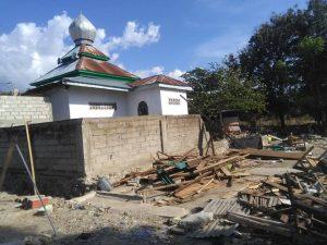 Masjid di kawasan Tondo Kiri