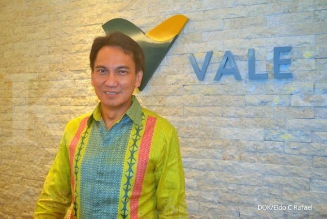 Nico Kanter Presiden Direktur PT Vale Indonesia