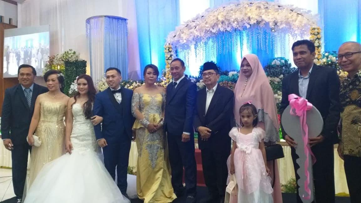 Pernikahan terbesar di Palopo