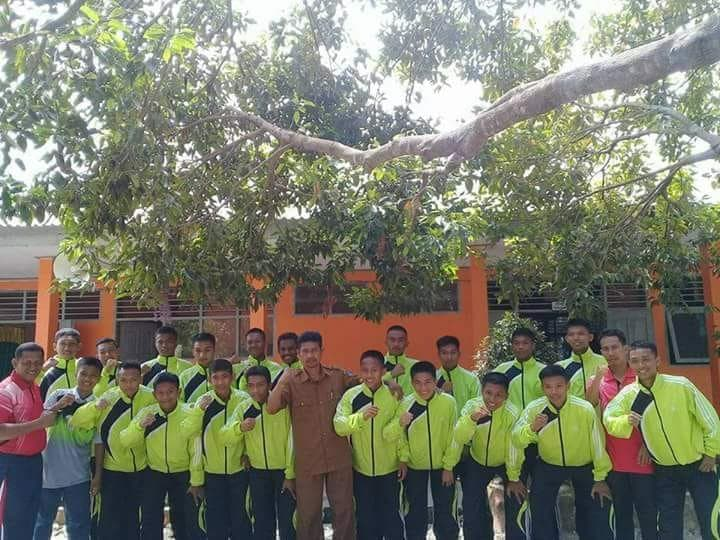 Skuad SMAN 5 Kabupaten Luwu di PPL 2018