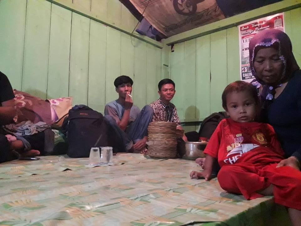 Warga asal Makassar yang terdampar di Palopo