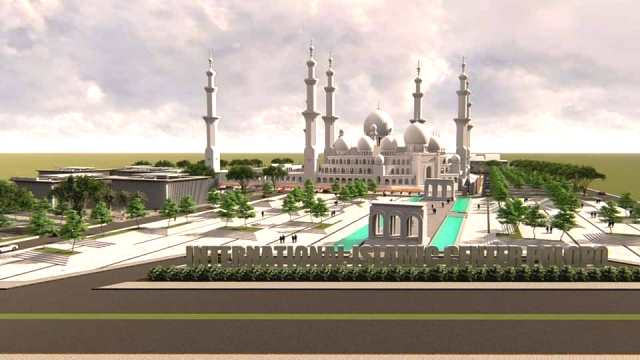 Jadi Rth Baru Di Palopo Taman Islamic Centre Butuh Anggaran
