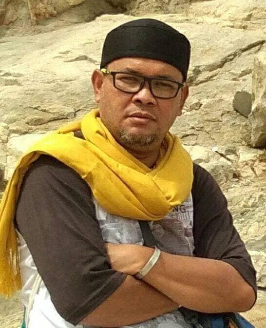 Sekretaris DPD II Golkar Luwu Timur, H Andi Zulkarnain