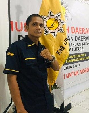 Achmad Musafir Lahamma