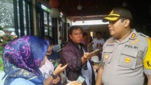 Kapolres Tana Toraja, Kapolres Tana Toraja AKBP Julianto P. Sirait-- foto/istimewa/torajadaily.com