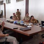 FKJ Paparkan Ide Rencana Pembangunan Ikon Kota Belopa ke Bupati Luwu