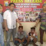 Curi HP di Kampus II UNCP, Dua Warga Sabbamparu Palopo Diamankan Polisi