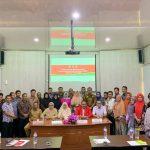 Dukung Percepatan Reformasi Birokrasi, Pemkab Lutim Gelar Bimtek di Makassar