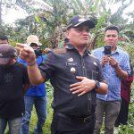 Wabup Luwu Tinjau Lokasi Pembangunan Rumah Nelayan