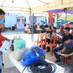 BNN Kota Palopo Bekali Skill ke Masyarakat Rawan dan Eks Pelaku Narkoba