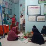 Wakili Lutra di Sulsel, Camat Malbar Pantau Persiapan Posyandu Cendrawasih Desa Pao