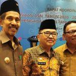 Ada Penerimaan ASN Tahun Ini, Walikota Palopo Hadiri Rakor di Jakarta