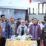 Hadiri Rakor Percepatan Reformasi Birokrasi di Makassar, Ini Harapan Husler
