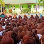 Ratusan Siswa SMPN 3 Palopo Ikuti Dzikir Bersama