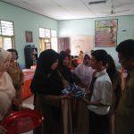 Hari Kedua PLS, SMPN 3 Palopo Bantu Siswa Kurang Mampu
