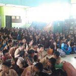Gandeng Puskesmas Waru, SMPN 8 Palopo Gelar Sosialisasi Napza