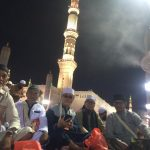 Di Madinah, JCH Asal Palopo Manfaatkan Waktu Luang