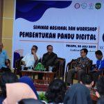 Pertama di Sulsel, Kominfo Palopo Gelar Seminar dan Workshop Pembentukan Pandu Digital