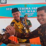 Sertijab Camat Wara Palopo, FKJ : Masyarakat Butuh Pelayanan Cepat