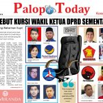 Alot, Wakil Ketua DPRD Sementara Dikembalikan ke NasDem Palopo