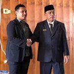 Tak Terpilih Lagi, Tomakaka Masamba Tetap Hadir di Pelantikan Anggota DPRD Luwu Utara