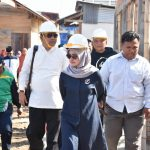 Bupati Luwu Utara Minta Pembangunan Pasar Rakyat Bonebone Dipercepat