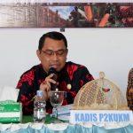 Gelar Pertemuan Teknis, Kadis P2KUKM Luwu Utara Jelaskan Manfaat SRG