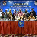 Walikota Palopo Hadiri Lokakarya Bahas Percepatan Pembangunan Luwu Raya