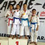 Luar Biasa, 3 Atlet Karate Palopo Wakili Indonesia di Filipina