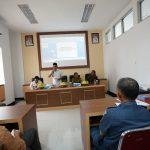 Bappeda Palopo Gelar Rakormonev Program Perencanaan Pembangunan Triwulan II