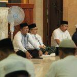 Pemkot Palopo Gelar Takbir Bersama di Masjid Agung Luwu Palopo