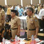 Walikota Palopo Hadiri Rakor Peningkatan Mutu Pendidikan