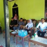 Indah, LAM, dan Thahar Menyatu di Rumah Duka Orang Tua Arifin Junaidi