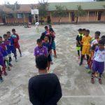 Ikuti Turnamen Antar Sekolah, SMPN 4 Palopo Seleksi Pemain