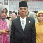 VIRAL, Anggota DPRD Luwu Utara Bawa Tiga Istri Saat Dilantik