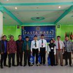 Rektor Universitas Muhammadiyah Palopo Buka Pasta Maba