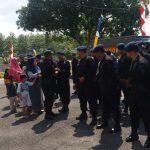 Satu Peleton Personil Brimob Baebunta Dikirim ke Papua