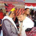 Akrabnya Wagub Sulsel dan Syukur Bijak Saat Perayaan HUT Toraja