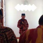 Bupati Luwu Jadi Imam Shalat Jumat di Palopo