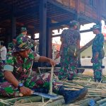 TNI Turun Tangan Bantu Sukseskan FKN Tana Luwu